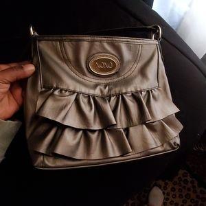 Xoxo purae long strap shoulder purse